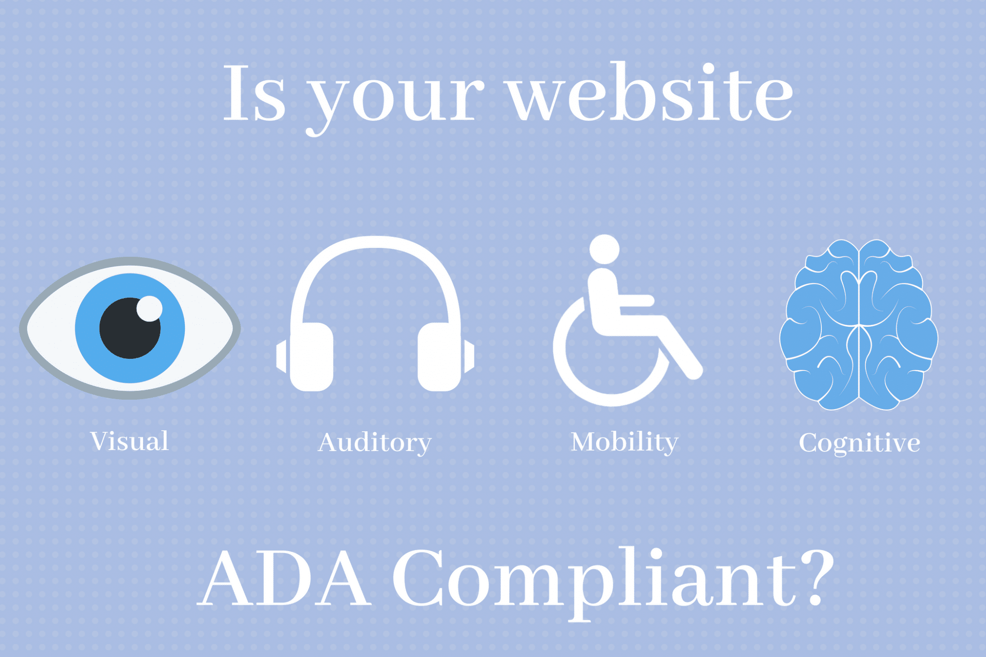 Read more about the article Is Your Website At A Risk For An ADA Accessibility Lawsuit? Tips To Avoid Them!